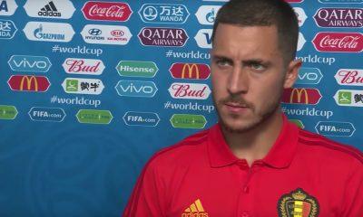Belgian tähdet tylyttivät Ranskaa MM-välierän jälkeen.