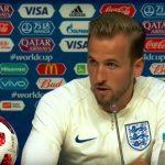 Harry Kane oli pikkupoikana poseeraamassa David Beckhamin rinnalla; nyt hän on Englannin kapteeni.