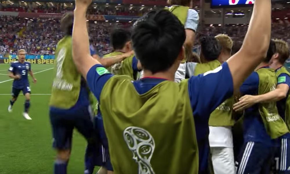 Japani on jalkapallon lippulaiva, mitä tulee itse pelin kunnioittamiseen.