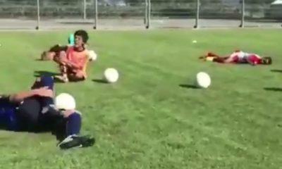 Neymarin perilliset vauhdissa.
