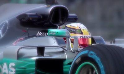 Mercedes on tarjonnut Lewis Hamiltonille 282 miljoonaa euroa, mikäli hän ajaa tallissa seuraavat viisi vuotta.