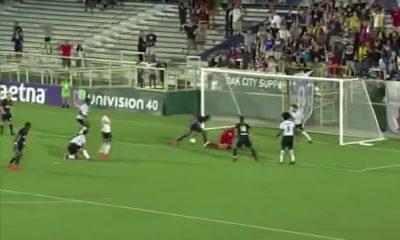 USL:ssä koettiin se hetki, kun tosielämä muuttuu FIFAksi.