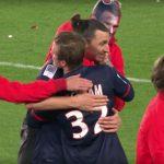 Zlatan hävisi vedon David Beckhamille, kun Englanti kaatoi puolivälierissä Ruotsin.