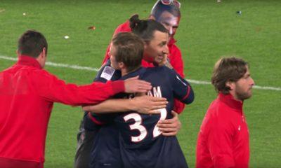 Zlatan ja David Beckham löivät vetoa Ruotsin ja Englannin välisestä puolivälieräottelusta.