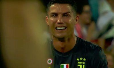 Ex-erotuomari kertoi näkemyksensä Ronaldon punaisesta - johtui vastustajan potkaisemisesta.