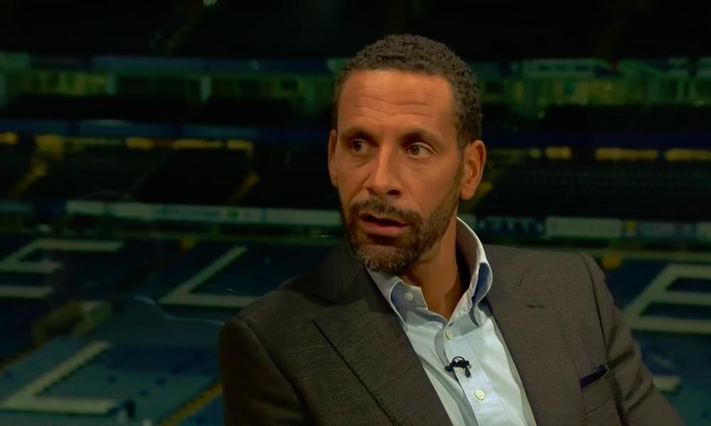 Rio Ferdinand kommentoi ManUn tilannetta ja käytännössä ottaen vaati Jose Mourinholle potkuja.