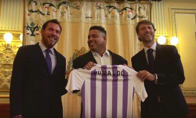 Ronaldo osti 51 prosenttia Real Valladolidista.