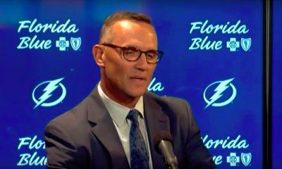 Steve Yzerman jättää Tampa Bayn kahdeksan seurassa vietetyn vuoden jälkeen.