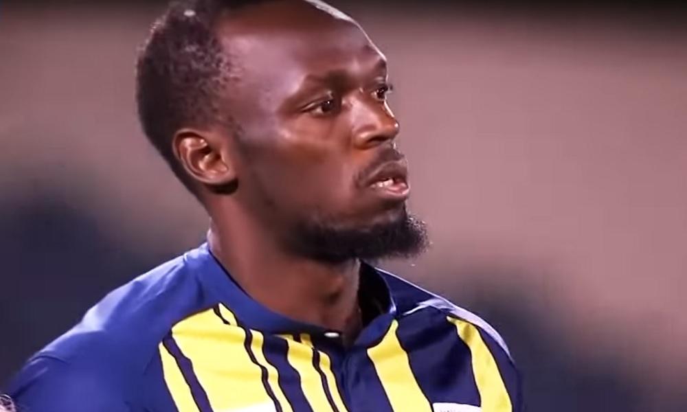Usain Bolt ihmetteli kutsua dopingtestiin.