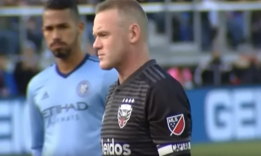 Wayne Rooney hylkäsi erityiskohtelun.