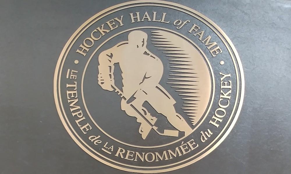 Video Hockey Hall Of Fame 2018 Luokka Brodeur St Louis O Ree
