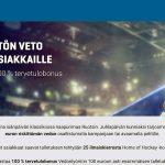 NordicBet tarjoaa 10 euron riskittömän vedon uusille ja vanhoille asiakkaille - kiitos perinteisen isänpäivän Suomi-Ruotsi-ottelun.