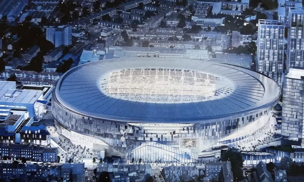 Tottenham jatkaa Wembleylla myös vuodenvaihteen jälkeen.