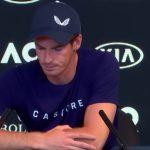Tennisuransa lopettamaan joutuvalle Andy Murraylle niukka tappio Australian avointen 1. kierroksella; ottelun jälkeen hänelle näytettiin tunteikas video.