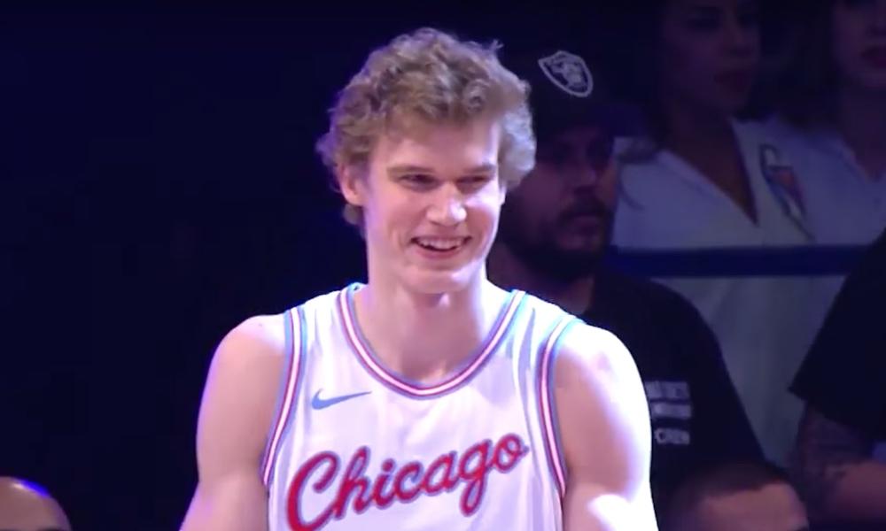 Lauri Markkanen juoni taas huikeat pisteet, kun Chicago Bulls kaatoi vieraskentällä tiukassa kamppailussa Orlando Magicin lukemin 110-109.