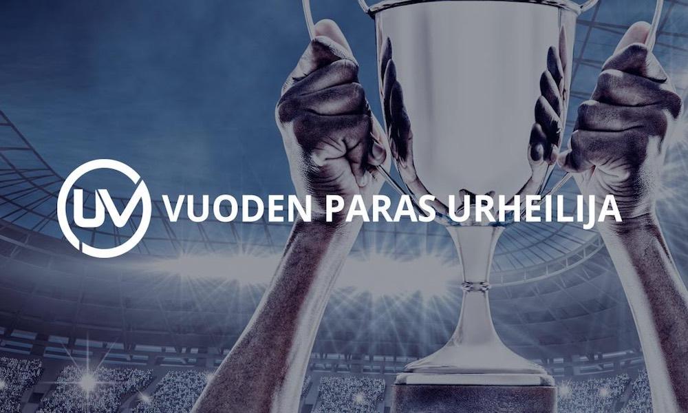 Äänestä Vuoden Paras Urheilija - nyt on vihdoin kansan vuoro puhua!