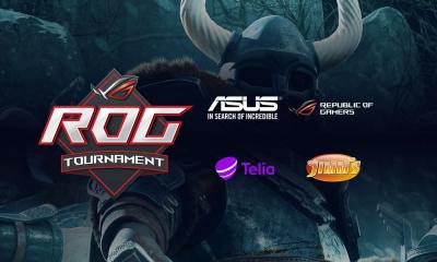 ASUS ROG WINTER 2019 CS:GO - suomen parhaat mukana
