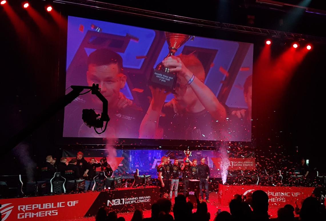 ASUS ROG WINTER 2019 CS:GO on ohi - ENCE ylivoimaiseen voittoon