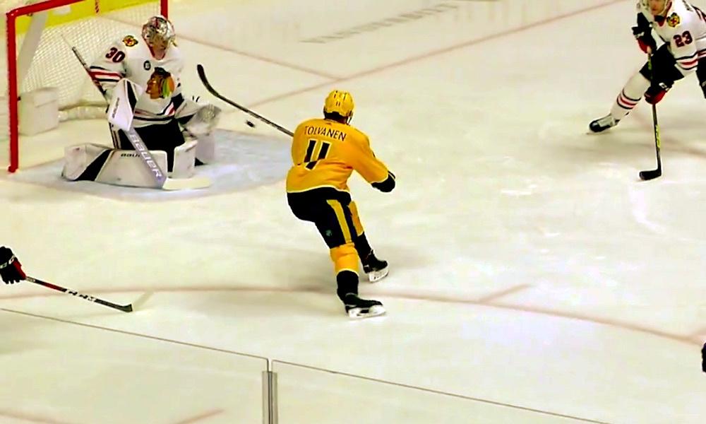 Eeli Tolvasen kauppa varmistumassa? Suomalaisnuorukaisesta on tulossa Ottawa Senatorsin pelaaja.