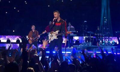 Maroon 5 lahjoittaa koko 500 000 dollarin Super Bowl palkkionsa.