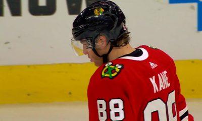 Patrick Kane nousi Jari Kurrin rinnalle, mitä tulee NHL:n kaikkien aikojen pisimpiin syöttöputkiin.