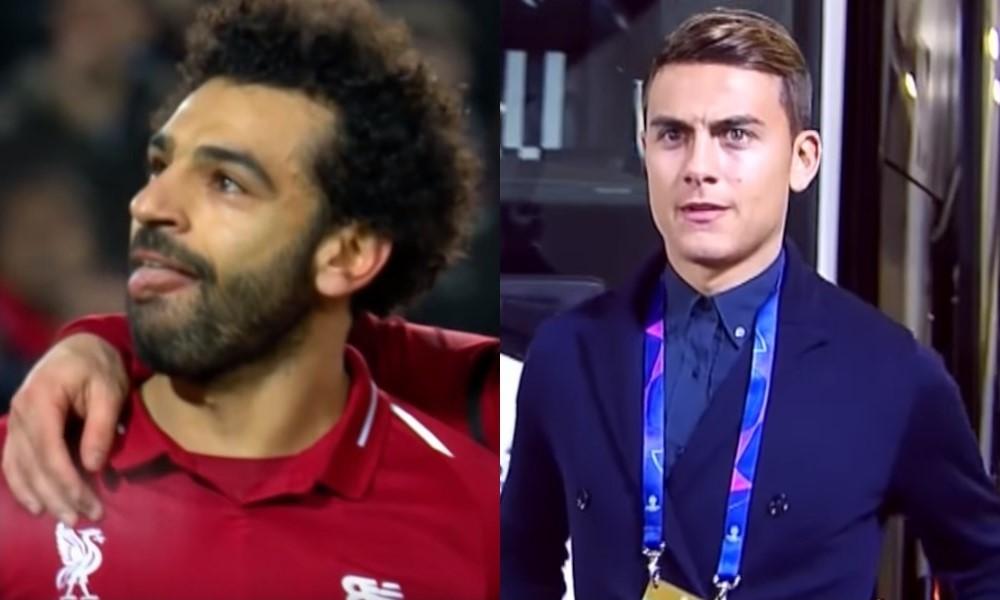 Juventus lähtee Mo Salah jahtiin.