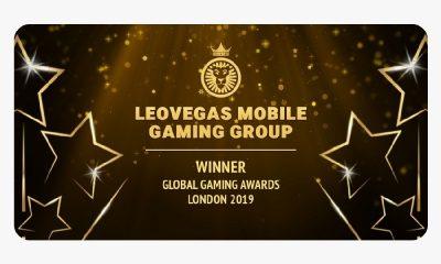 LeoVegas on vuoden paras mobiilikasino ja nettikasino.