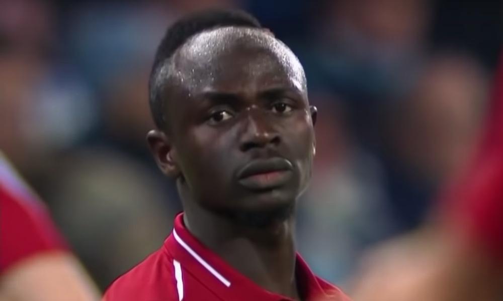 Sadio Mane iski maalin kantapäällään eilisessä Valioliigan -ottelussa, jossa kohtasi sarjan piikkipaikalla oleva Liverpool ja kahdeksantan oleva Watford.
