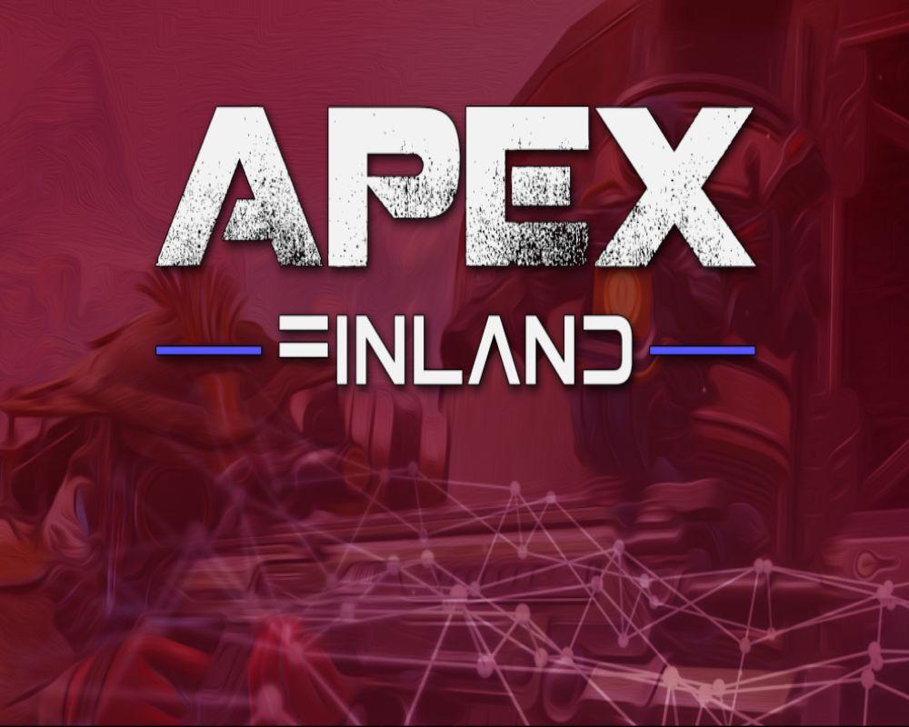 Suomen ensimmäinen Apex Legends -turnaus pelataan tänään!