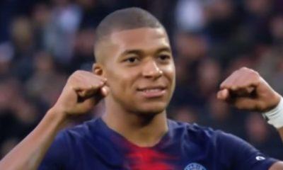 PSG-tähti Kylian Mbappelta nähtiin uusi tuuletus eilen Ligue 1:en ottelussa, kun PSG kaatoi kotonaan Marseillen lukemin 3-1.