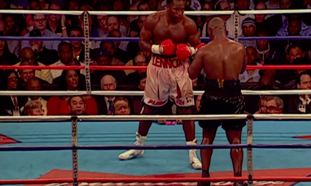 Lennox Lewis on valmis palaamaan eläkkeeltä kohdatakseen Mike Tysonin.