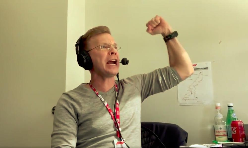 Niki Juusela repesi liitoksistaan Valtteri Bottaksen voitettua F1-kauden 2019 avauskilpailun Australiassa.