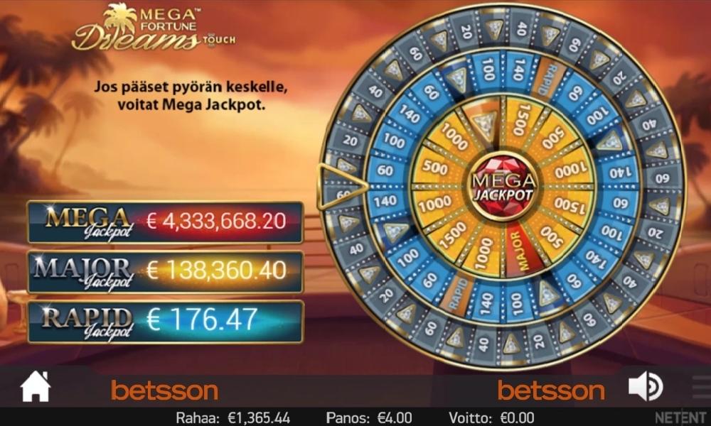 Suomalaispelaaja voitti yli 4,3 miljoonaa euroa nettipelissä.