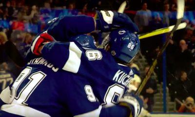 Tampa Bay Lightning on NHL-runkosarjan voittaja vuosimallia 2019!