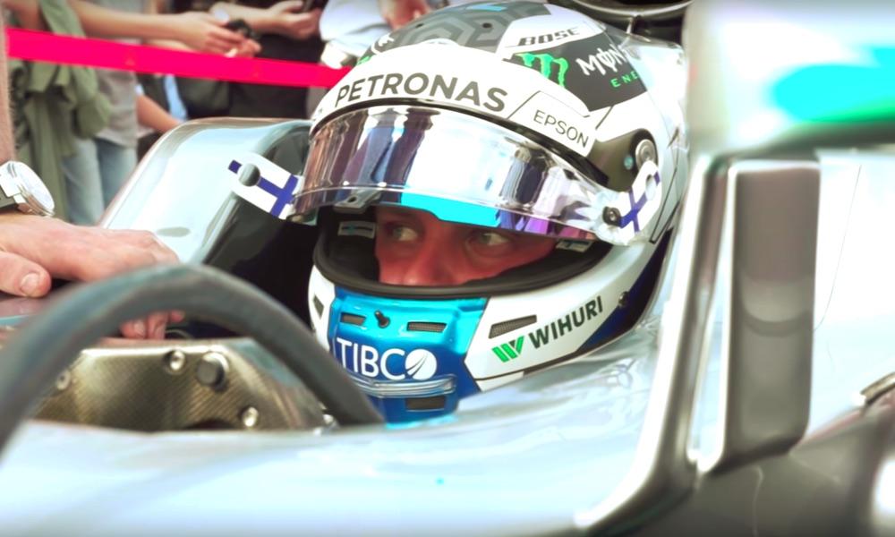 Valtteri Bottas toiseen ruutuun: Kimi Räikkönen lähtee F1-kauden 2019 avauskisaan 9. ruudusta.