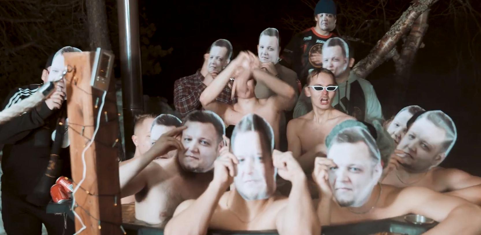 Huippusuosion saanut ENCEn kannatuslaulu sai musiikkivideon