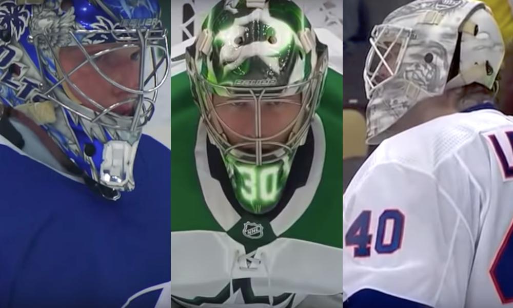 NHL julkaisi Vezina-finalistit kauden 2018-19 osalta.