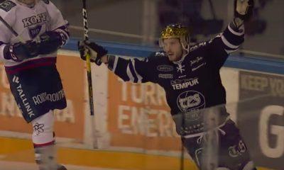 Oula Palve siirtyy Turun Palloseurasta NHL-jäille, Pittsburgh Penguinsin paitaan.