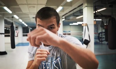 Nyrkkeilijä Edis Tatli kohtaa lauantaina New Yorkin illassa Teofimo Lopezin.