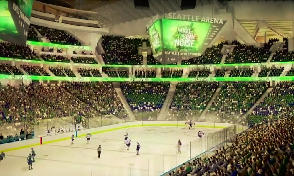 Seattlen pormestari möläytti tulevan NHL-seuran nimen?
