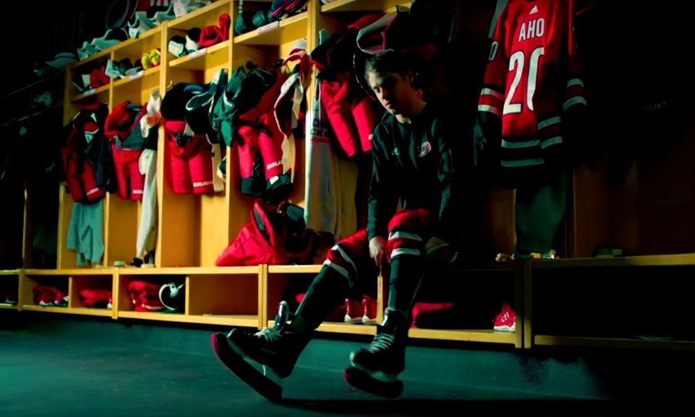 NHL julkaisi upean pätkän Sebastian Ahosta!