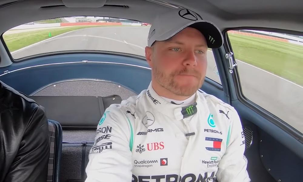 Valtteri Bottas kurvailinäyttävästi voittoon AzerbaidzhaninBakussa. Lewis Hamiltonin vauhti ei riittänyt ja tallikaveri jäi kisan toiseksi.