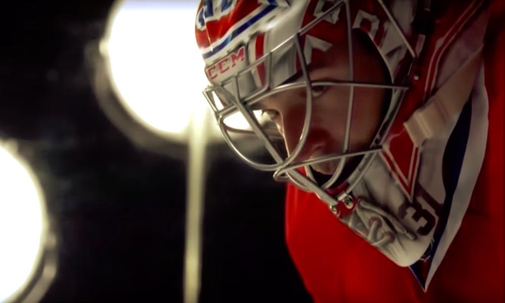 Carey Price hankki jättimäisen karhu-tatuoinnin olkapäähänsä ja sai välittömästi kuulla Canadiensin arkkiviholliseen, Boston Bruinsiin, liittyvää kuittailua.