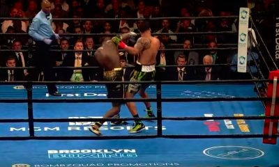 Deontay Wilder tyrmäsi Breazealen 137 sekunnissa WBC-liiton raskaansarjan mestaruusottelussa.