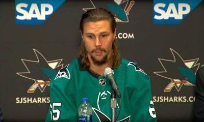 Erik Karlsson vahvisti lähtönsä San Jose Sharksista? Ruotsalaispuolustajan kryptinen twiitti on saanut jääkiekkomaailman kohisemaan.