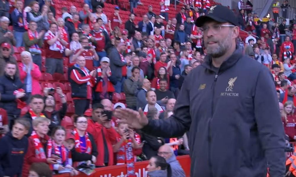 Liverpoolin 97 pistettä ei riittänyt Valioliigan voittoon.