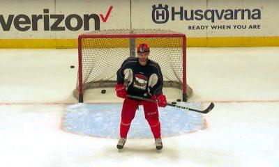 Chris Cheliosin poika Jake Chelios teki KHL-sopimuksen Kunlun Red Starsin kanssa.