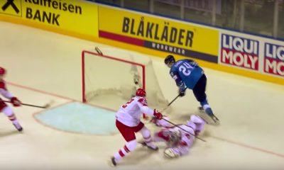 Timo Jutila hehkuttaa Kakkoa, joka taiteili jälleen - tällä kertaa Tanskaa vastaan - huikean osuman.