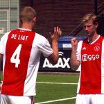 Barcelona ryöväämässä Ajaxin nuoret tähdet: Frenkie de Jongin siirto Kataloniaan on jo varmaa ja nyt myös Matthijs de Ligtin siirto on varmistumassa.