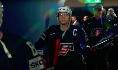 USA-Slovakia: Patrick Kane johdattaa kapteenina Yhdysvallat kisaisäntä Slovakian kimppuun maiden MM 2019 -avauksessa.